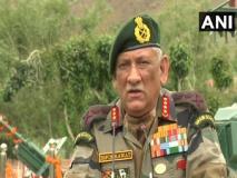 यौन उत्पीड़न के आरोपी मेजर जनरल की बर्खास्तगी पर आर्मी चीफ बिपिन रावत ने लगाई मुहर