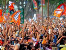 चुनाव से पहले बिहार में अपनी शक्ति प्रदर्शन में जुटे दल, रैली की तैयारी में जी जान से जुटी NDA