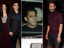Bobby Deol's Birthday Bash: सलमान खान, अजय देवगन, अरबाज खान अपनी गर्लफ्रेंड जॉर्जिया एंड्रियानी के साथ आए नजर, देखें तस्वीरें