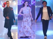 Photos: अक्षय कुमार, एली अवराम और बॉबी देओल समेत रैंप वॉक पर इन स्टार्स का दिखा जलवा