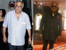बोनी कपूर ने 12 किलो वजन किया कम, बेटी जाह्नवी ने इस अंदाज में खुशी की जाहिर