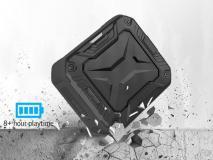 जैप ने लॉन्च किया ब्लूटूथ स्पीकर Aqua Boom, कीमत 1,949 रुपये