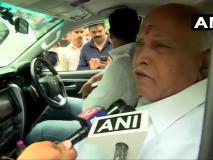 कर्नाटक सियासी संकट: येद्दियुरप्पा ने कहा, सुप्रीम कोर्ट के फैसले के बाद सरकार गिरने के कगार पर