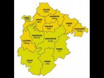 बुंदेलखंड संसदीय क्षेत्र में 8 लोकसभा सीट, भाजपा, कांग्रेस व सपा-बसपा गठबंधन के प्रत्याशी में टक्कर