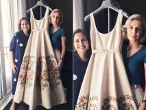 कान फेस्टिवल में इस विदेशी एक्ट्रेस ने पहना 'सब्यसाची' ऑउटफिट, गाउन की डिजाइनिंग देख आपका भी दिल खुश हो जाएगा