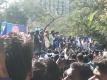 भीम आर्मी रैली: चंद्रशेखर ने अखिलेश-मोदी पर साधा निशाना, पर मायावती का नहीं लिया नाम, 'महागठंधन' को दिया समर्थन