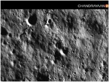 खुशखबरी: बेहतरीन काम कर रहा है चंद्रयान-2 का ऑर्बिटर, इसरो ने जारी की चंद्रमा के सतह की तस्वीरें