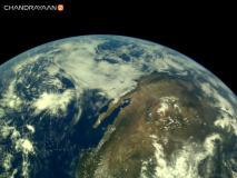 इसरो ने 'चंद्रयान 2' से ली गयी धरती की तस्वीरों का पहला सेट जारी किया, देखिए अद्भुत नजारे