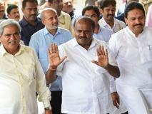 कर्नाटक सियासी संकट: स्पीकर बोले-अयोग्यता और बागी विधायकों के इस्तीफों पर कल तक लेंगे फैसला