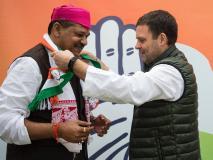 BJP से निलंबित नेता और पूर्व क्रिकेटर कीर्ति आजाद कांग्रेस में शामिल, राहुल गांधी ने किया स्वागत