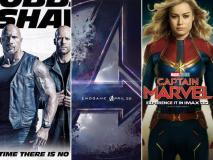 Pics: फैंस को मिलेगा 2019 में डबल डोज़, ये 7 हॉलीवुड फिल्में बड़े पर्दे पर मचाएंगी धमाल