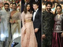 ईशा-आनंद की शादी में शामिल हुए बॉलीवुड के ये हॉट कपल, देखें कुछ खास फोटो