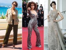 Cannes2018: कंगना रनोत का कान्स में दिखा बोल्ड अंदाज, आपको है कौन सा पसंद, देखें तस्वीरें