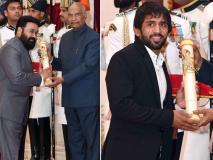 राष्ट्रपति रामनाथ कोविंद ने इन हस्तियों को किया पद्म पुरस्कार से सम्मानित