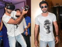 ग्रे टी-शर्ट पहन कैजुअल लुक में रणबीर कपूर ने जीता सबका दिल, अटेंड करने गए थे मुंबई का इवेंट-देखें तस्वीरें
