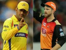 IPL 2018: पहले क्वॉलिफायर में चेन्नई की हैदराबाद से भिड़ंत आज, जानिए कौन पड़ा है किस पर भारी?