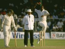 1 रन देकर 7 ऑस्ट्रेलियाई विकेट झटक मचाया था तहलका, महान तेज गेंदबाज कर्टली एम्ब्रोस की रोचक कहानी