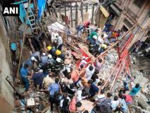 मुंबई में चार मंजिला बिल्डिंग ढहने से 2 लोगों की मौत, 40 से ज्यादा लोगों के फंसे होने की आशंका
