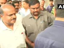 कर्नाटक सियासी संकट Live Updates: सुप्रीम कोर्ट के फैसले के बाद कांग्रेस नेताओं से मिल रहे हैं सीएम एचडी कुमारस्वामी