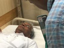 कर्नाटक के 'बीमार' कांग्रेस MLAश्रीमंत पाटिलको मुंबई पुलिस की सुरक्षा