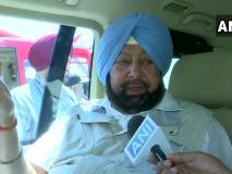 सिद्धू शायद ''महत्वाकांक्षी'' है और वह मुख्यमंत्री बनना चाहते हैं,सीएमअमरिंदर सिंह का आरोप