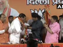 दिल्ली में कांग्रेस को झटका, पूर्व मंत्री और वरिष्ठ नेता राजकुमार चौहान भाजपा में शामिल