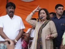 चंडीगढ़ : भाजपा प्रत्याशी किरण खेर ने कहा,मोदी लहर और बतौर सांसद किए गएविकास कार्यों पर भरोसा
