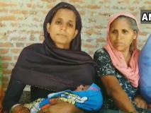 नवजात बेटे 'नरेंद्र दामोदरदास मोदी' को देखने के लिए बेताबदुबई में काम करने वालेमुश्ताक अहमद