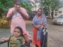UPSC CSE prelims 2019: हौसले को नहीं डिगा सकी बिमारी, ऑक्सीजन सिलेंडर के साथ परीक्षा में बैठी ये छात्रा