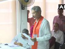 गुजरात राज्यसभा चुनाव: विदेश मंत्री एस जयशंकर और जुगलजी माथुरजी ठाकोर ने दाखिल किया नामांकन