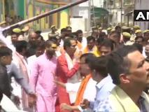 शिवसेना चीफ उद्धव ठाकरे ने पार्टी के 18 सांसदों के साथ अयोध्या में रामलला के दर्शन किए