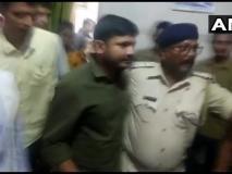 एसकेएमसीएचमें कन्हैया कुमार को घुसने की इजाजत नहीं दी गई, चमकी बुखार पीड़ित से मिलने गए थे