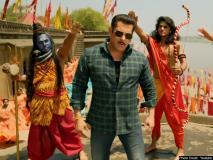 Dabangg 3 Song: सलमान खान की 'दबंग 3' का 'हुड हुड दबंग' गाना हुआ रिलीज, मुंह से आग निकालते नजर आए भाईजान