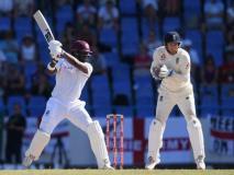 WI vs ENG: वेस्टइंडीज ने दूसरे टेस्ट में भी कसा शिकंजा, इंग्लैंड पर दूसरे दिन ली 87 रन की बढ़त