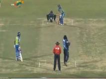 BPL 2019: वॉर्नर का क्रिस गेल के खिलाफ धमाल, दाएं हाथ का बल्लेबाज बनकर 3 गेंदों में ठोके 14 रन, देखें वीडियो