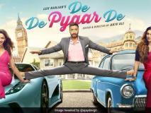 De De Pyar De World TV Premiere: जल्द ही टीवी पर देख सकेंगे अजय देवगन की दे दे प्यार दे, जानिए कब और किस चैनल पर आएगी फिल्म