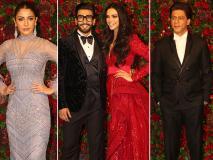 DeepVeer Reception Photos: शाहरुख खान, अनुष्का शर्मा समेत दीपिका-रणवीर की रिसेप्शन पार्टी में ये स्टार्स आए नजर, देखें पूरी लिस्ट