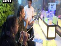 दिल्ली में प्रदूषण के बीच खुल गया 'ऑक्सीजन बार', इतने पैसे देकर सात फ्लेवर्स में ले सकते हैं साफ हवा