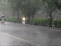 दिल्ली-एनसीआर में सुबह-सुबह भारी बारिश, अगले 24 घंटे के लिए मौसम विभाग ने जारी किया अलर्ट