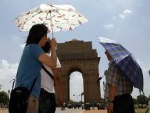 उत्तर भारत मेें भीषण गर्मी का दौर जारी, दिल्ली में आज तापमान रहेगा 46 डिग्री, घर से बचकर निकलें