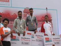 दिल्ली मैराथन 2018: गोपी और मोनिका ने बचाया खिताब