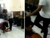 दिल्लीः युवती को बेरहमी से पीटने वाला लड़का गिरफ्तार, राजनाथ सिंह के ट्वीट के कुछ घंटे बाद ही हुई कार्रवाई