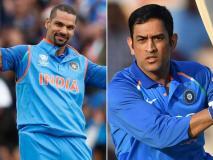धोनी-धवन के घरेलू क्रिकेट नहीं खेलने पर भड़के सुनील गावस्कर, बीसीसीआई से पूछा ये सख्त सवाल