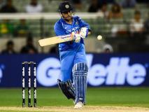 IND vs AUS: मेलबर्न वनडे के दौरान गूंजा 'धोनी-धोनी' का नारा, वायरल वीडियो करेगा हर भारतीय फैन को हैरान!