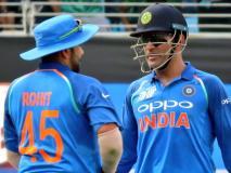 रोहित शर्मा ने धोनी को लेकर दिया बड़ा बयान, कहा- उनके टीम में होने से होता है ये फायदा