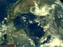 चंद्रयान 2: इसरो ने धरती की तस्वीरों का पहला सेट जारी किया
