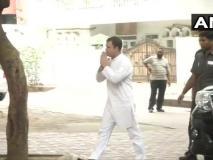 राहुल गांधी ने शीला दीक्षित कोश्रद्धांजलि अर्पित की, घर पहुंचकरपरिवार कोसांत्वना दी