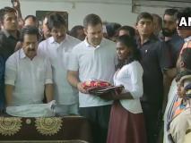 केरल में बाढ़ः राहुल ने कहा- आप भविष्य की चिंता नहीं करें,हम आपके साथ खड़े हैं, हमसहायता को तैयार हैं