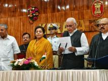 केरल के 22वां राज्यपाल बने आरिफ मोह. खान,हाईकोर्ट के मुख्य न्यायाधीशने दिलाई शपथ