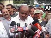 कुमारस्वामी ने कहा- मैं सिद्धारमैया का पालतू तोता नहीं हूं,जेडीएस नेता होशो-हवास में नहीं बोलते हैंःकांग्रेस